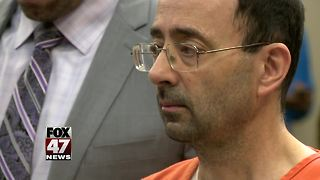 Another guilty plea on docket for Michigan sports doctor - Video
