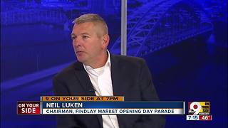 Opening Day Parade won't be on Opening Day - Video