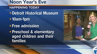 Noon Year's Eve preview - Video
