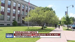 Police say reported possible abduction was a hoax