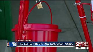 Red Kettle Campaign Kicks Off With A Tech Twist - Video