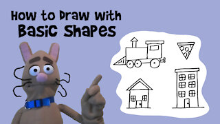 How to Draw with Basic Shapes