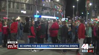 NCAA Volleyball tournament brings in big money for KC