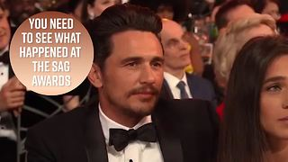 Everything that happened at the SAG Awards - Video