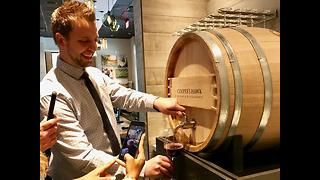 New Wine Restaurant Opening in Palm Beach Gardens - Video