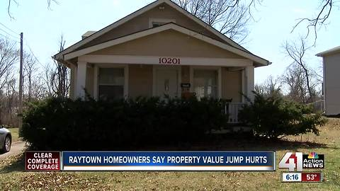 Tight market increases Raytown property values