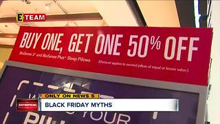 Black Friday Myths