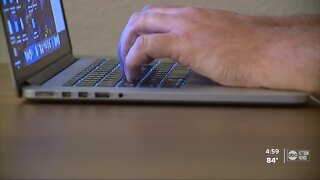 Hillsborough County families concerned over childcare, technology as schools go online only for four weeks