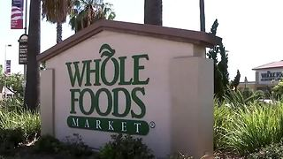 Whole Food online shopping up since Amazon purchase - Video