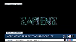 KCPD movie trailer to curb violence