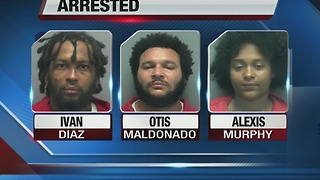 Narcotics Bust in Fort Myers - Video
