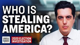 World Exclusive: 1st Documentary Movie on 2020 Election Investigation---Who Is Stealing America?