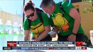 The Bakersfield Amazing Race