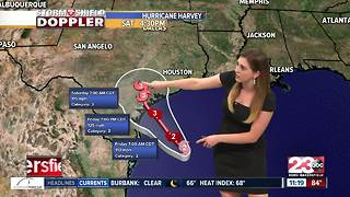 23ABC Hurricane Harvey Update - Video