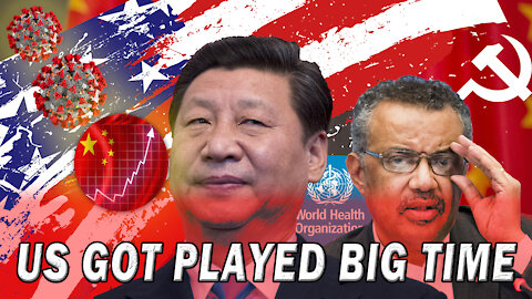 How China Waged A Covert War On The US Using Covid-19