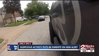 Broken Arrow neighbors on high alert as police investigate possible kidnapping attempt