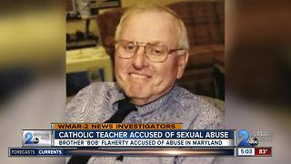 Former Baltimore Catholic school teacher accused of sexual abuse of minor - Video