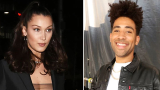 Bella Hadid Has A New MAN In Her Life! Who Is He?! - Video
