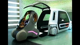 Futuristic Japanese Cars - Video