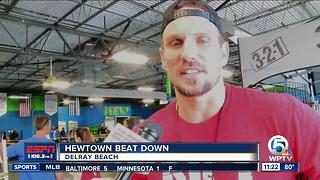 Hard Exercise Works hosts HEW-Town Beatdown - Video