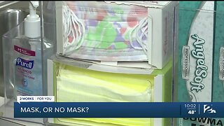 Should you have to wear a mask in public?