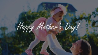 Happy Mothers Day _01 - Video