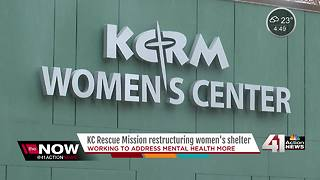Local women's center restructuring to help women with mental health needs