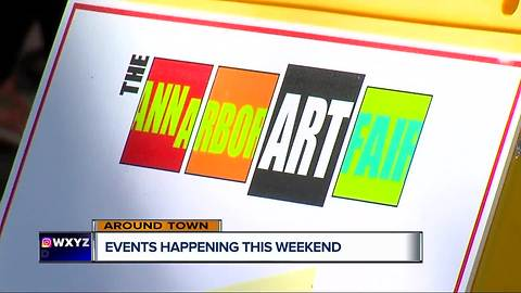 2018 Ann Arbor Art Fair: Where to park, what to see and more!