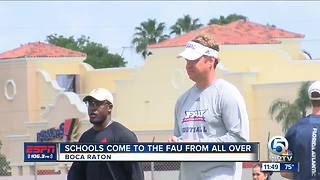 A Day in the Life of Lane Kiffin - Video