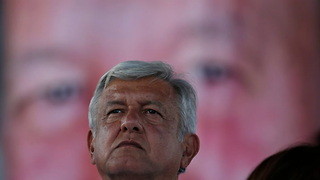 Mexico's New President Critical of Trump