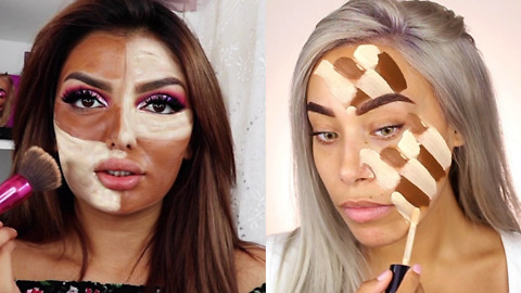 THE BEST MAKEUP TRANSFORMATION COMPILATION *=