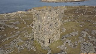 Drone captures ancient majestic lands of Lettermullan, Ireland