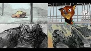 Top 7 Dark Deleted Scenes From Disney and Pixar Films