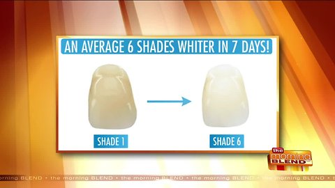 A Simple Solution for a Whiter Smile