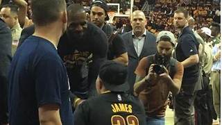 LeBron James Comes Through for a Fan with Cancer After Being REJECTED by Make-a-Wish - Video