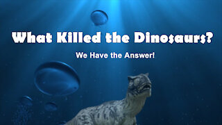 What Happened to The Dinosaurs? Here Is The ANSWER!