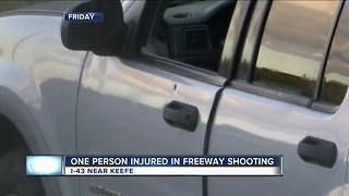 Milwaukee County Sheriff's Office increasing patrols on I-43 after shootings - Video