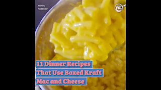 11 Dinner Recipes That Use Boxed Kraft Mac and Cheese