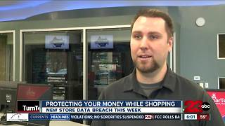 Protecting your money while shopping - Video