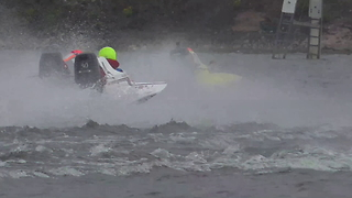 Chasewater Powerboat GP Championship 2017 - Video