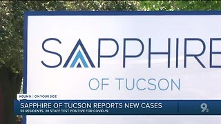 Tucson nursing home confirms 85 COVID-19 cases among residents, staff