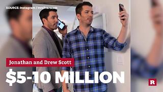 What HGTV stars are worth | Rare News - Video