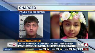 Suspect in Fort Myers Amber Alert being held in north Florida - Video