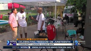 Celebrating Freedom on Juneteenth