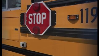 New bill proposes double fines for drivers who pass school buses