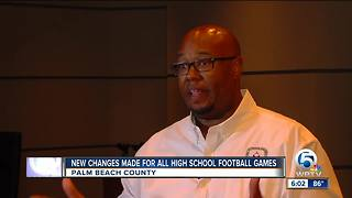 Palm Beach County School District announces changes after shooting at Palm Beach Central High School - Video