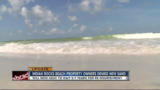 Sand fight! Properties will be skipped in beach renourishment - Video