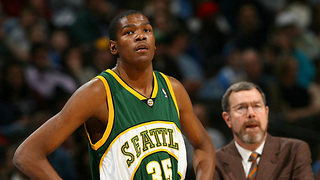 Kevin Durant LEAVING the Warriors if Seattle Gets an NBA Team!? - Video