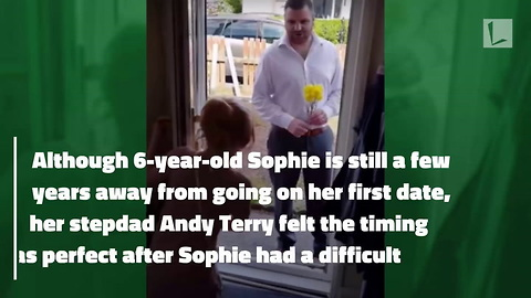 Stepdad Takes Age 6 Daughter on 'First Date' So She Knows How She 'Deserves To Be Treated'