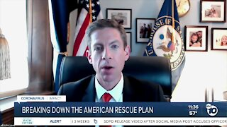 Breaking down the American Rescue Plan